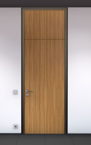 BOS timber infill door frames